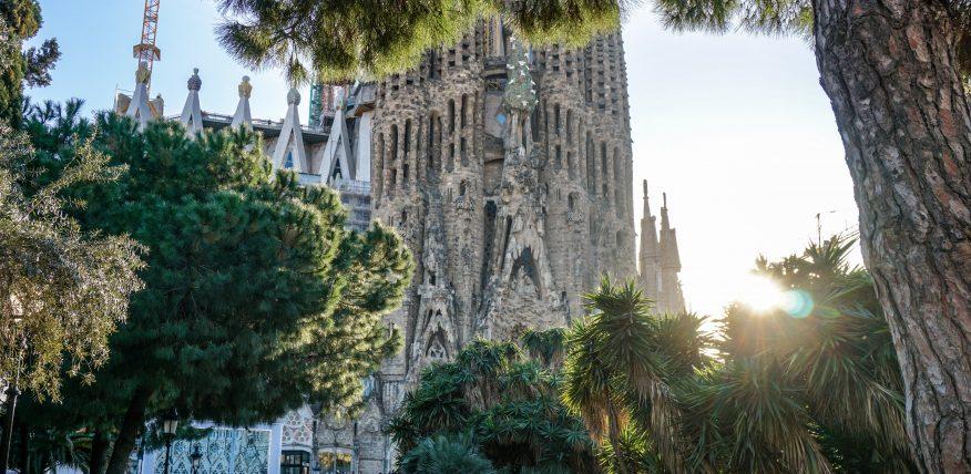 Barcelona konferensresa gruppresa wewent utomlands