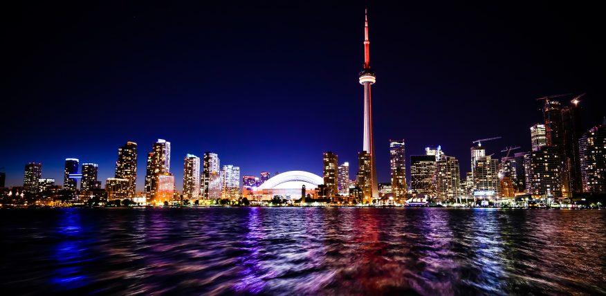 res till toronto skyline konferensresa företagsresa Toronto Kanada