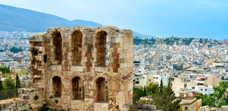 Res till Aten på grupp- konferens och företagsresor med Wewent. Vi hjälper er att skräddarsy och projektleda era resor