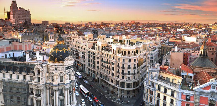 Madrid konferens Spanien företagsresa