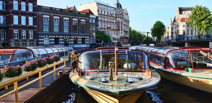 Amesterdam konferens Wewent