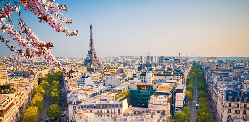 Paris wewent konferensresa